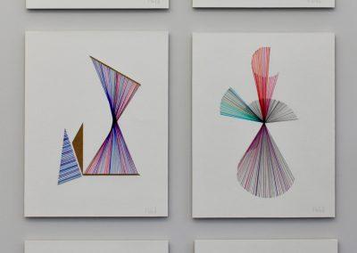 Studies on paper, 2019, 8.5″ x 11″